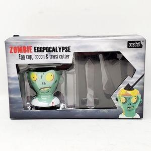 Zombie Eggpocalypse Breakfast Egg Cups